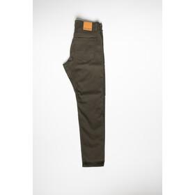 DUER No Sweat Pants Slim Men, gris/Oliva